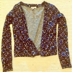 Girl's dELIA*s Sweater Shirt